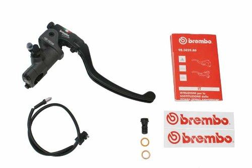 brembo(ブレンボ) フロントブレーキマスターシリンダー RCS15 ロングレバー ラジアルタイプ/RCS(L18&20可変式) 110.A263.30