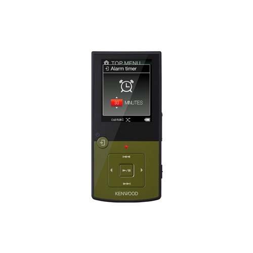 KENWOOD MG-G508-G デジタルメモリーオーディオプレーヤー グリーン