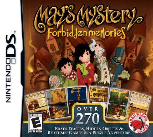 May's Mystery: Forbidden Memories (輸入版)