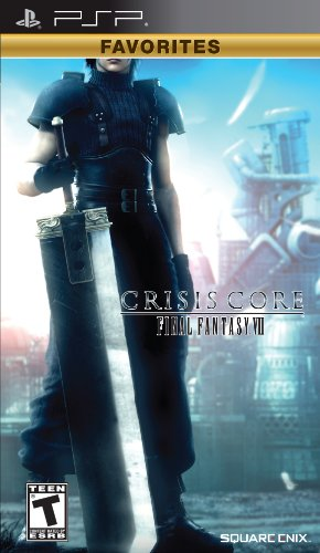 Crisis Core: Final Fantasy VII (輸入版) - PSP[un]