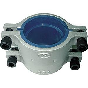 児玉工業 圧着ソケット塩ビ管兼用型 VP50A 呼び径:50×2×サイズL×W×H:70×142×92mm[un]