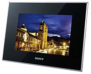 ソニー SONY デジタルフォトフレーム S-Frame X75 7.0型 内蔵メモリー2GB ブラック DPF-X75/B[un]