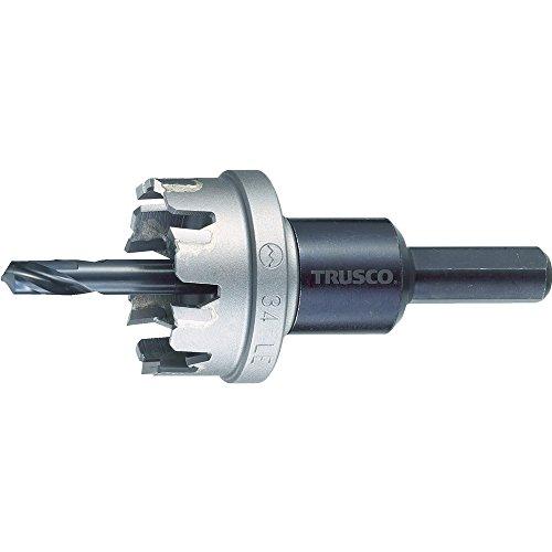 TRUSCO(トラスコ) 超硬ステンレスホールカッター 90mm TTG90[un]