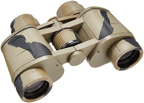 MIZAR-TEC 双眼鏡 ポロプリズム式 7倍35ミリ口径 スタンダードタイプ ケース付き 迷彩カラー SBC-735
