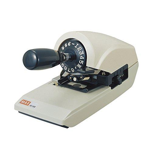 マックス チェックライタ ロータリー式 RC-150S