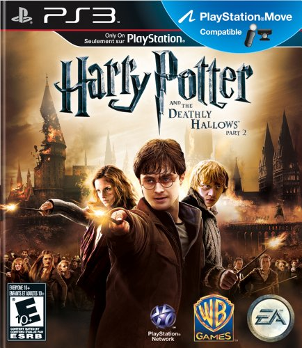 Harry Potter and The Deathly Hallows part 2 (輸入版)