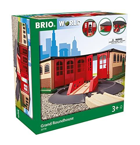 BRIO WORLD 大型車庫 33736[un]