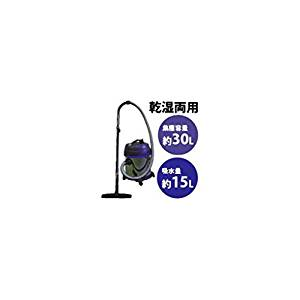 PROMOTE 乾湿両用ステンレスバキュームクリーナー30L PVC-30SWD[un]