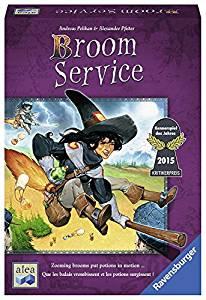 ブルームサービス Broom Service - Strategy Game [並行輸入品][un]