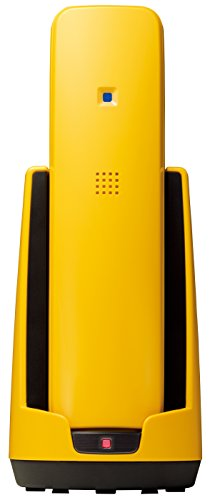 パイオニア Pioneer TF-FD15S デジタルコードレス電話機 親機のみ/迷惑電話対策 イエロー TF-FD15S-Y 【国内正規品】[un]