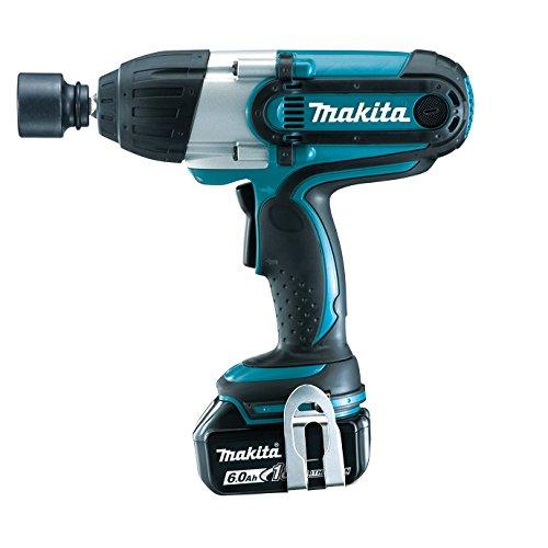 マキタ(Makita) 充電式インパクトレンチ 18V 6.0Ah バッテリ2本・充電器・ケース付 TW450DRGX[un]