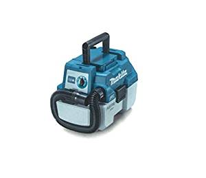 驚きの価格 マキタ(Makita) バッテリー、充電器付 VC750DRG[un]:ユニオン 充電式集じん機(乾湿両用)-DIY・工具