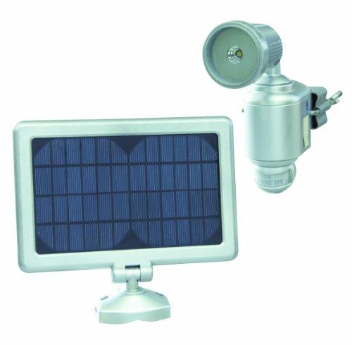 日動 ソーラーLEDスポットライト センサーライト 屋外型 SLS-1W-SO