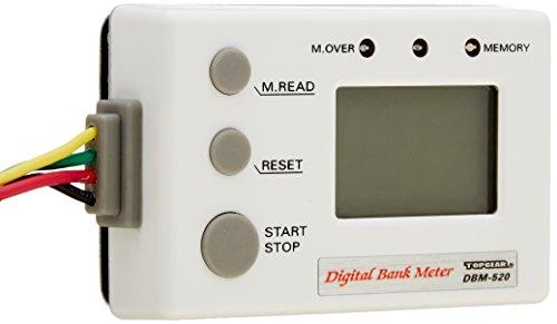 プロテック (PROTEC) 11008 デジタルバンクメーター(センサー内臓型) DBM-520
