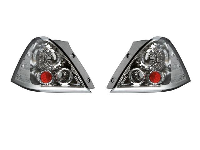 [COLIN]RB1/RB2 オデッセイ 前期(メッキ)用LEDテールランプ