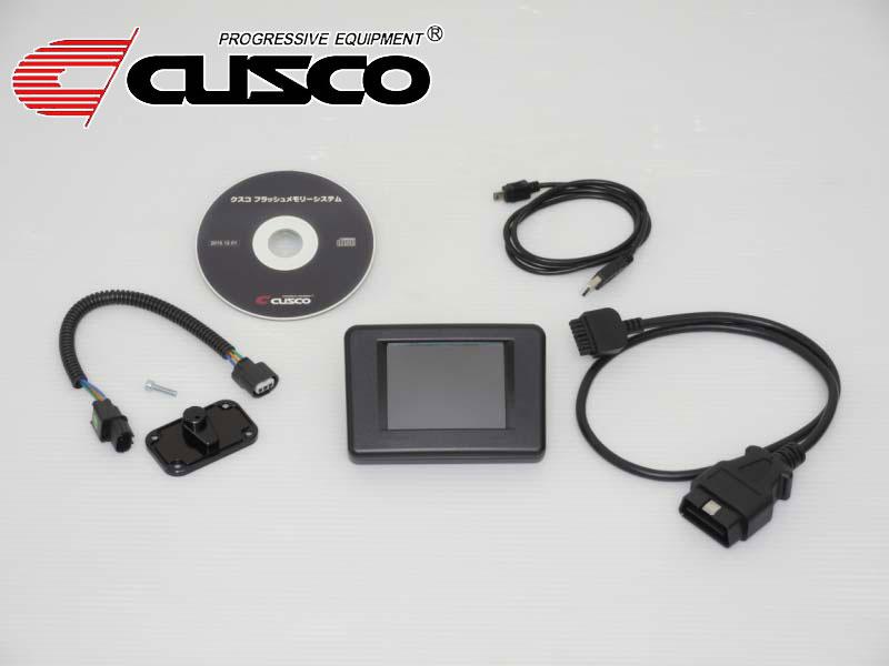 [CUSCO]ZC6 BRZ(前期_~H28/7)用フラッシュメモリーシステム(CUSCOスーパーチャージャー専用)【965 720 FS】