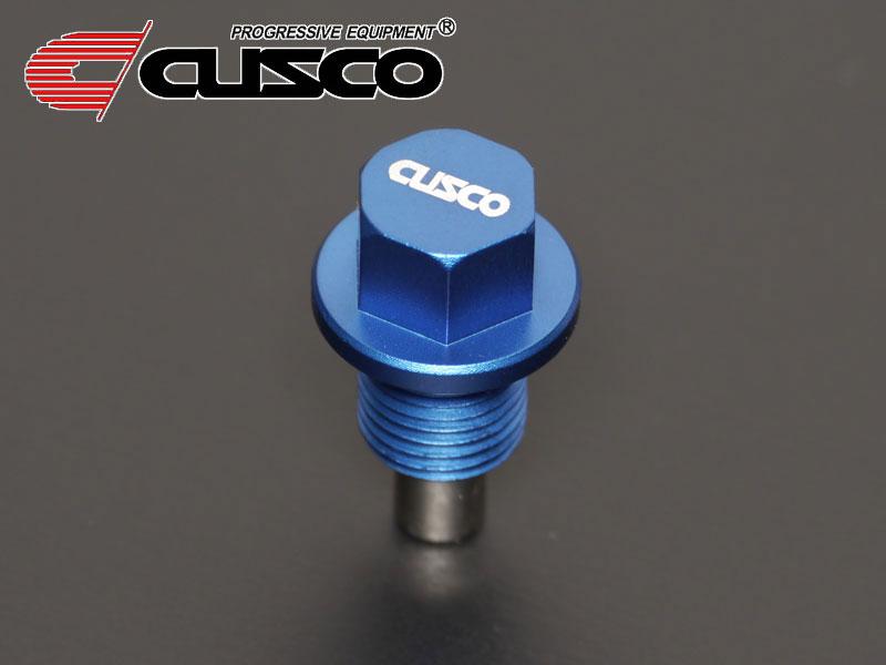 4500ガウスの強力なネオジム磁石により鉄粉を吸着 CUSCO 永遠の定番 LA250 LA260系キャスト用ネオジムアルミドレンボルト ND01 M12×P1.25 001 00B ついに再販開始