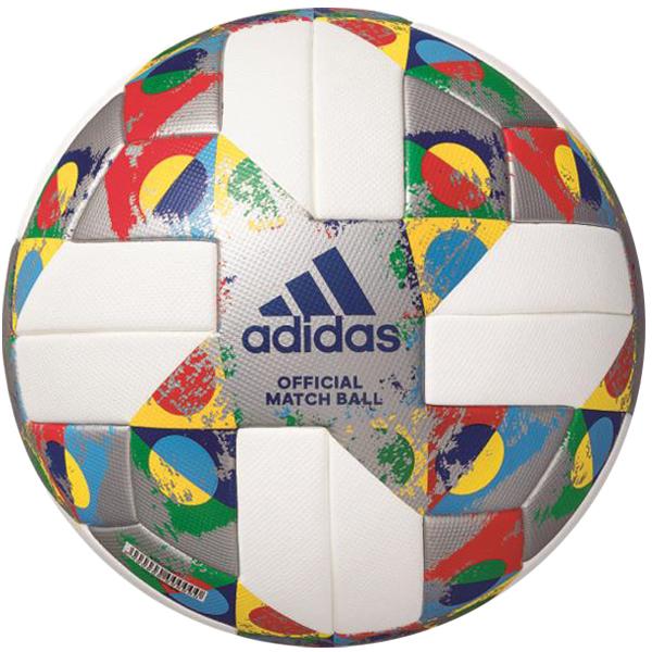 サッカーボール 5号球 アディダス adidas UEFA ネーションズリーグ 公式試合球 af5540nl