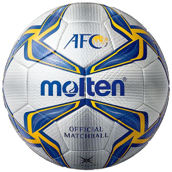 サッカーボール 5号球 モルテン molten AFC 公式試合球 f5v5003-a