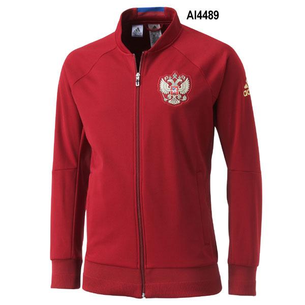 【アディダス adidas ロシア代表ホームアンセムジャケット】 BBQ20 AI4489