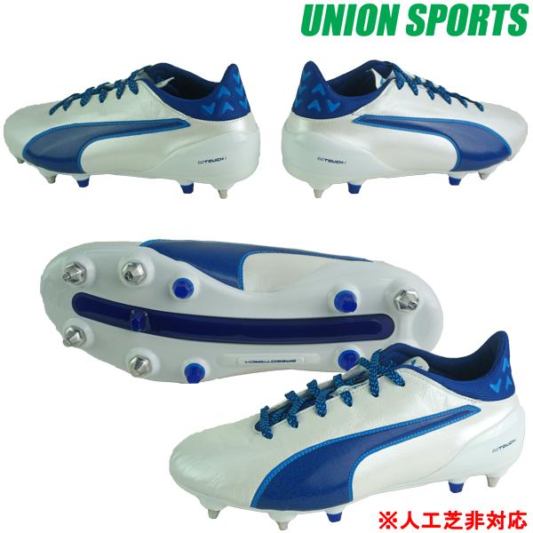 サッカースパイク プーマ puma 【エヴォタッチ J1 MIX SG】 104435-01