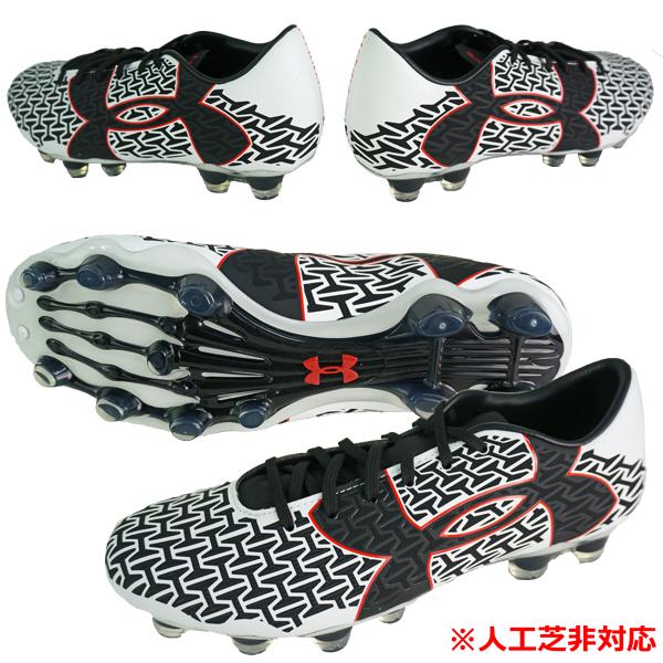 サッカースパイク アンダーアーマー 【クラッチフィット フォース 2.0 HG JP】 1270321-103