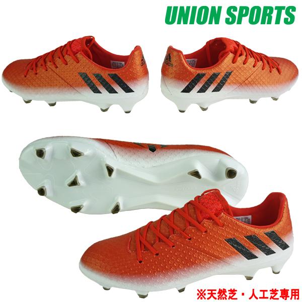 サッカースパイク アディダス adidas 【メッシ 16.1 FG/AG】 BB1878 アディダスサッカースパイク アディダス サッカースパイク