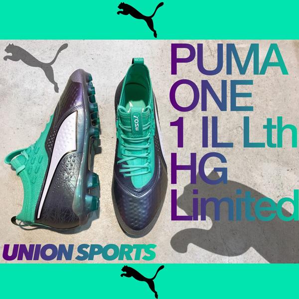 サッカースパイク プーマ puma 【プーマ ワン 1 IL Lth HG】 104927-01