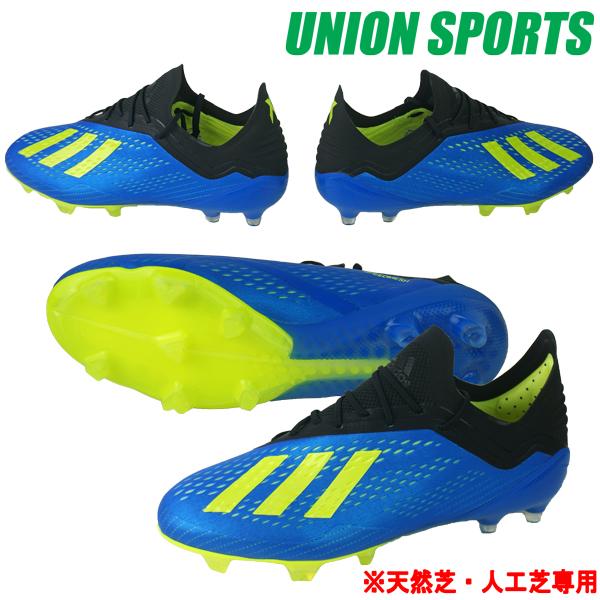 サッカースパイク アディダス adidas 【エックス 18.1 FG/AG】 CM8365 アディダスサッカースパイク アディダス サッカースパイク