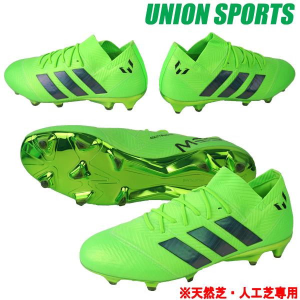 サッカースパイク アディダス adidas 【ネメシス メッシ 18.1 FG/AG】 DA9586 アディダスサッカースパイク アディダス サッカースパイク