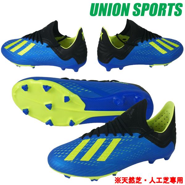 ジュニアサッカースパイク アディダス adidas 【エックス 18.1 FG/AG J】 DB2428 アディダスサッカースパイク アディダス サッカースパイク