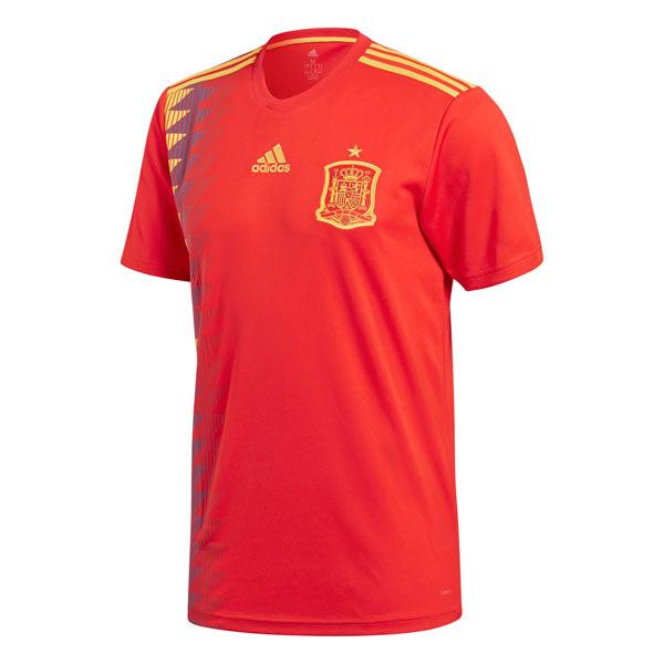 アディダス adidas スペイン代表 ホーム レプリカユニフォーム 半袖
