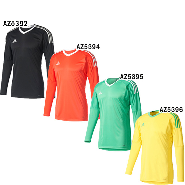 サッカー ゴールキーパー キーパーシャツ GKシャツ アディダス キーパーシャツ アディダス adidas REVIGO 17 ゴールキーパーシャツ 長袖 bwp26