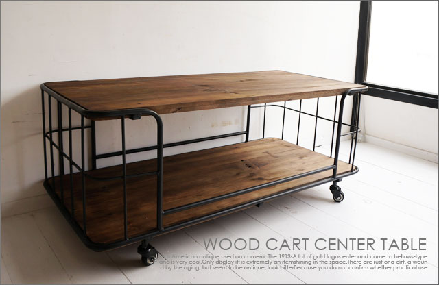 Recommended For Those Who Love Wood Cart Table Nordic Retroshabyshmple Ya  Princess Vintage TRUCK FURNITURE! Antiquecafeindustrial Furniture PFS  Furniture ...