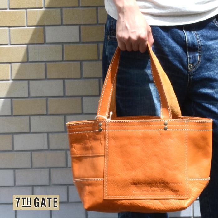 7thGATE/セブンスゲートパッチワークレザートートバッグ2COLORS レディース(G-75008)小物 贈り物 上質感 カジュアル ナチュカジ 長めの持ち手