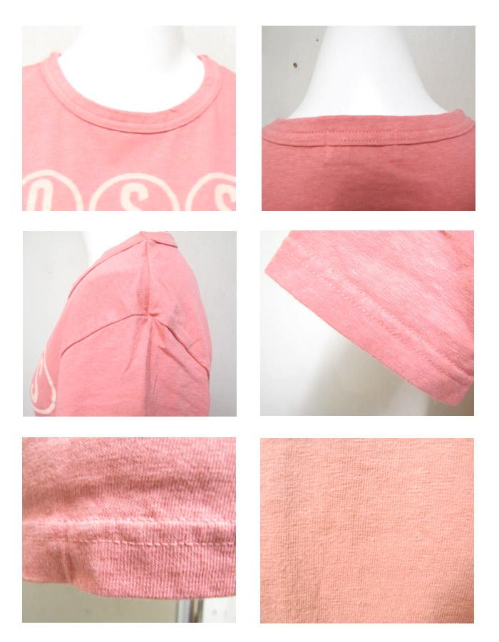 Product made in 7th GATE seventh gate short sleeves T-shirt 5colors (SG-006) SS13LTT レディースカジュアルナチュラルナチュカジロゴプリント short sleeves T-shirt short sleeves T-shirt Japan