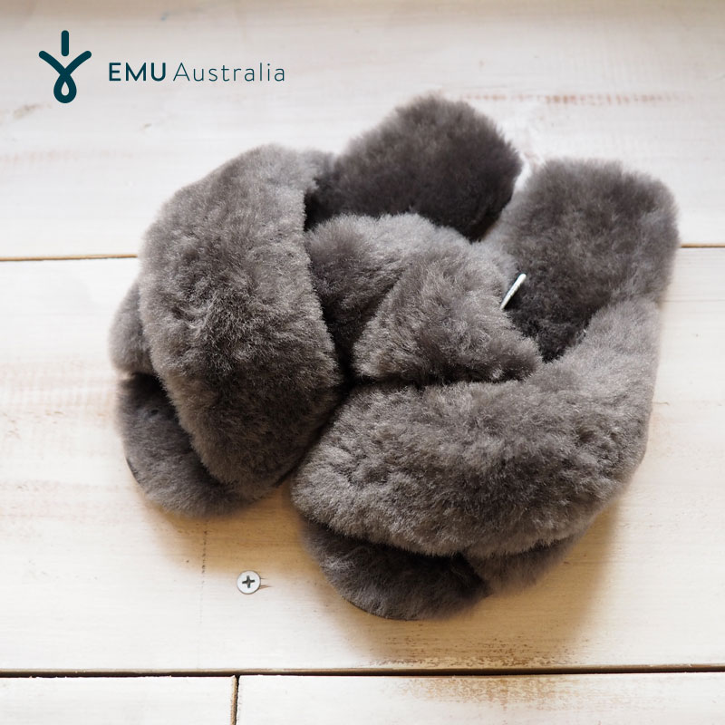 EMU Australia鴯鹋澳大利亞MAYBERRY 2colors(W11573)AW17Z NO IMAGE