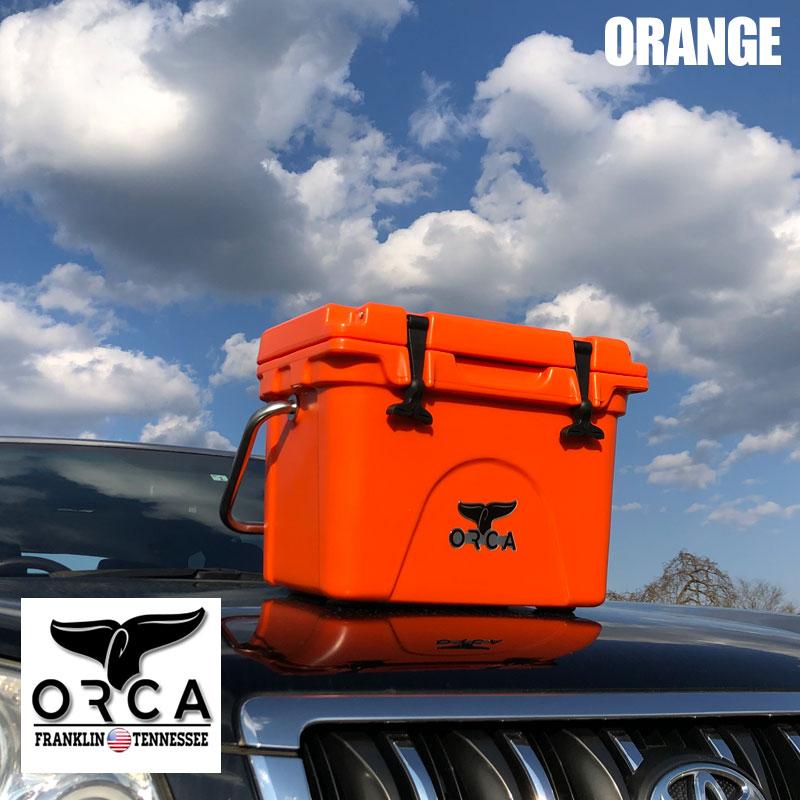 ORCA オルカ クーラーボックス ORCA Coolers 20 Quart ORCT020 クーラーBOX クーラーバッグ 保冷バッグ おしゃれ 19L 保冷 椅子 キャンプ バーベキュー レジャー アウトドア 海水浴 スポーツ 釣り フィッシング 正規取扱い販売店