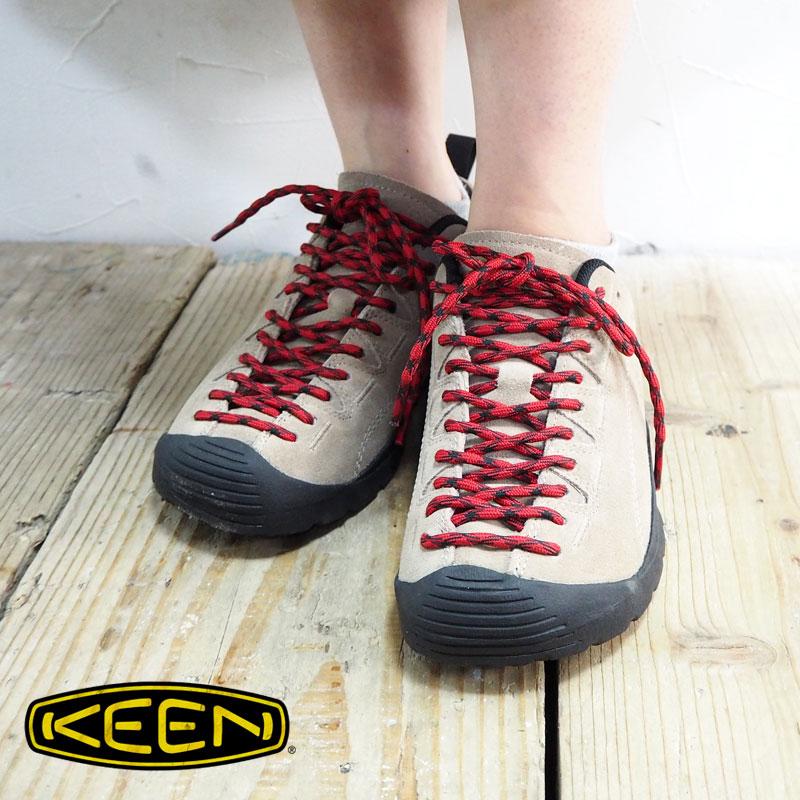 KEEN キーン スニーカー レディースJASPER 1004347 靴 シューズ クライミングシューズ コンフォートシューズ クライミング カジュアル おしゃれ 秋冬 アウトドア レジャー 歩きやすい ウォーキング 大人 ベーシック 正規品