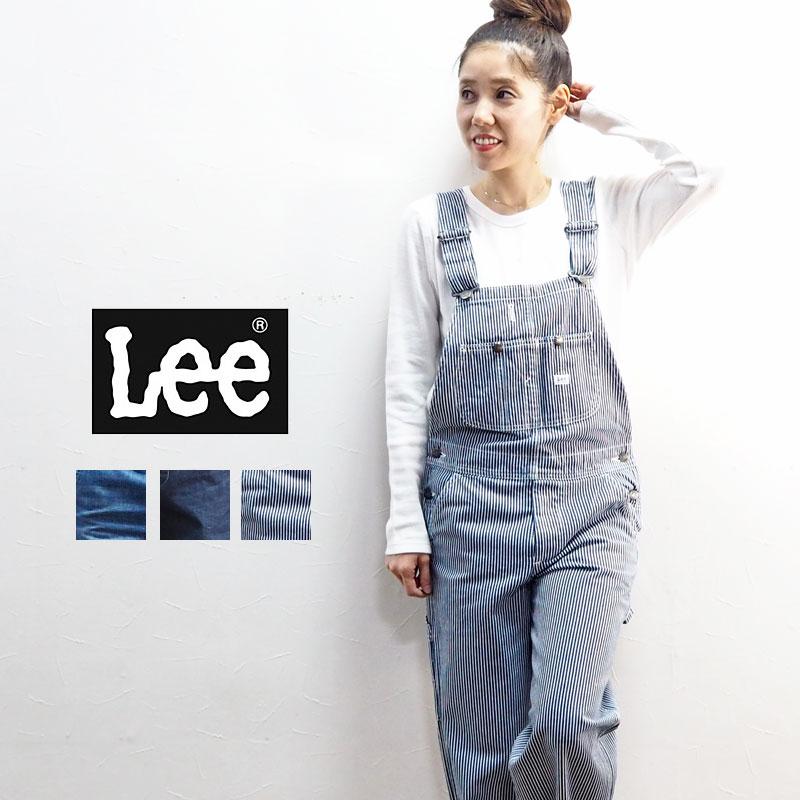 Lee リー デニム オーバーオール LL0255 サロペット デニム つなぎ デニムサロペット ロングパンツ パンツ ボトム レディース 大人 カジュアル 大きいサイズ オールインワン XS S M DUNGAREES OVERALL
