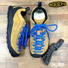 KEEN キーン WS JASPER シューズ 1colors (1004337) SS15Z レディース シューズ レザー スエード 靴 スニーカー トレッキングシューズ カジュアル アウトドア ジャスパー ハイキング トレッキング トレール アウトドアスニーカー