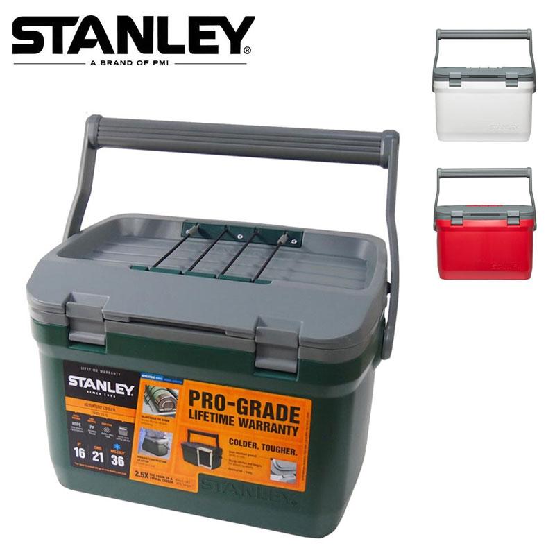 STANLEY スタンレー ランチクーラー 15.1L 10-01623 クーラーボックス アウトドア キャンプ 保冷 15L 釣り フィッシング レジャー 海水浴 バーベキュー クーラーバッグ 保冷バッグ 椅子 クーラーBOX