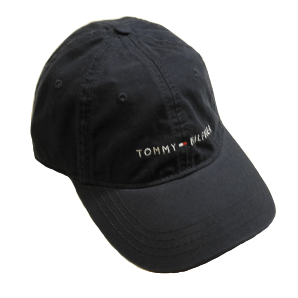 ffd2cc15a950a TOMMY HILFIGER Tommy Hilfiger Cap Baseball Cap Hat tricolor logo Navy mens  02P13Dec15 ...
