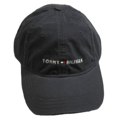 9a91afdc387b6 ... TOMMY HILFIGER Tommy Hilfiger Cap Baseball Cap Hat tricolor logo Navy  mens 02P13Dec15