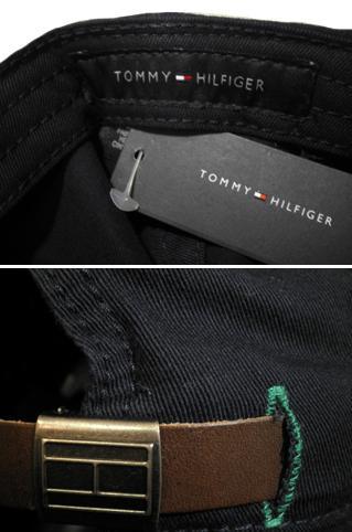 a6004493af10d ... TOMMY HILFIGER Tommy Hilfiger Cap Baseball Cap Hat tricolor logo Navy  mens 02P13Dec15 ...