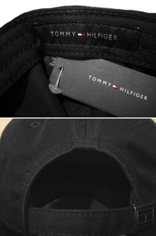 汤米希尔菲格汤米希尔菲格帽子棒球帽帽三色标志海军男装 [妇女的男女皆宜,02P13Dec15
