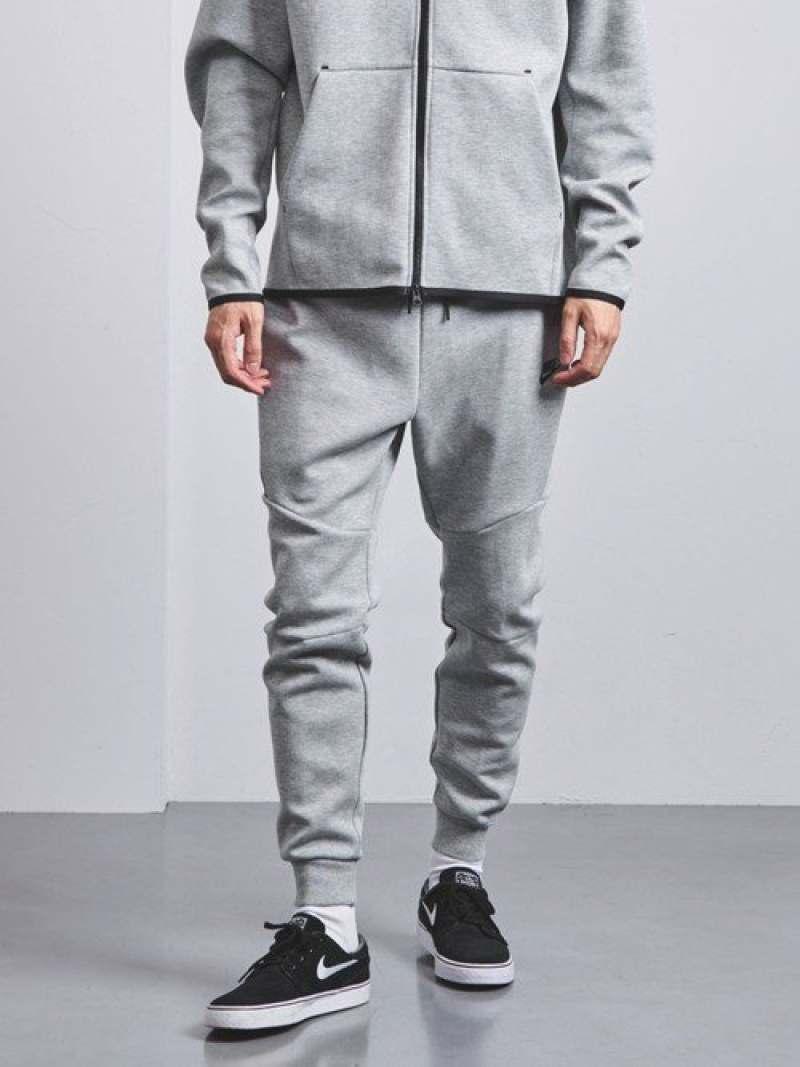 [Rakuten Fashion]<NIKE(ナイキ)>フリースジョガーパンツ UNITED ARROWS ユナイテッドアローズ パンツ/ジーンズ フルレングス グレー ブラック【送料無料】