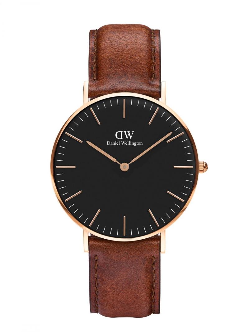 [Rakuten BRAND AVENUE]<Daniel Wellington>BLACK MODEL St Mawes 腕時計 36mm† UNITED ARROWS ユナイテッドアローズ ファッショングッズ【送料無料】