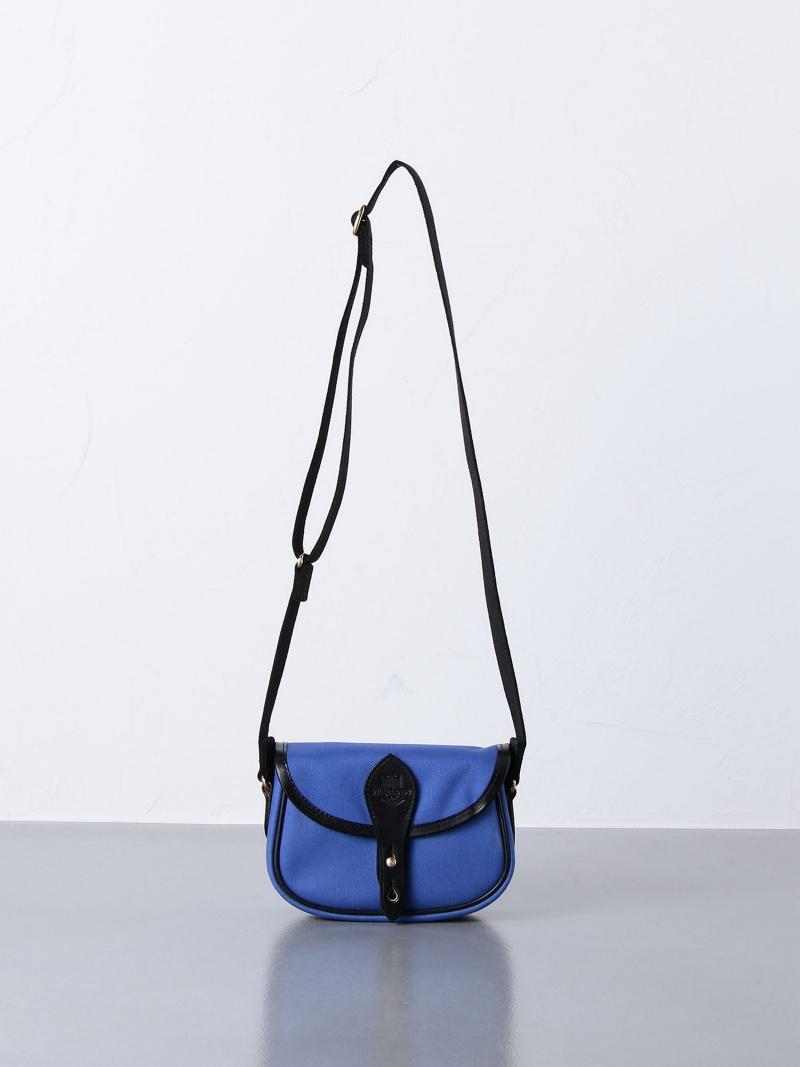[Rakuten Fashion]br<Whitehouse Cox(ホワイトハウスコックス)> L-3012 ショルダーバッグ UNITED ARROWS ユナイテッドアローズ バッグ バッグその他 ブルー ブラック グレー【送料無料】