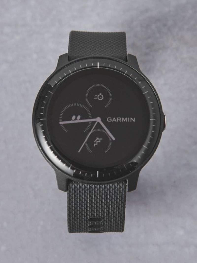 [Rakuten Fashion]<GARMIN(ガーミン)>vivoactive3Music UNITED ARROWS ユナイテッドアローズ ファッショングッズ 腕時計 ブラック【送料無料】